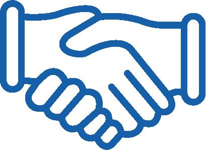 Mise en place de partenariats