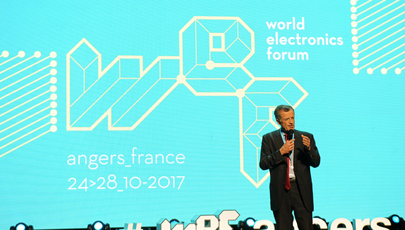 Etude de cas World Electronics Forum