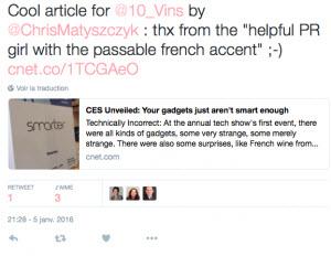 Twitter 10 vins CES 2016 article