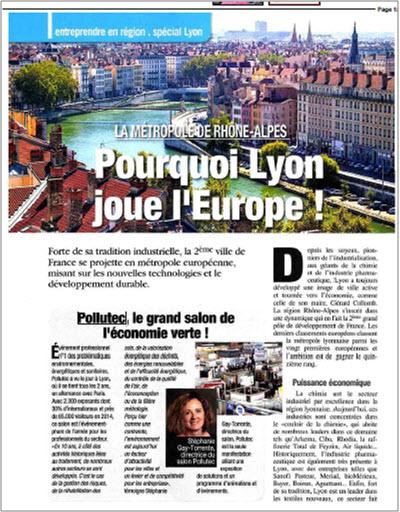 Relations Presse à Lyon